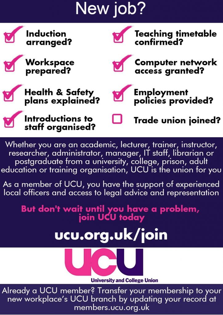 New job join union inc transfer membership leaflet version3